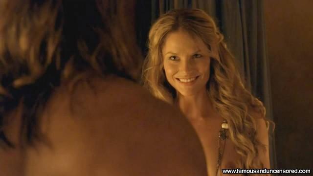 Ellen Hollman Spartacus War Of The Damned Sexy Beautiful Nude Scene