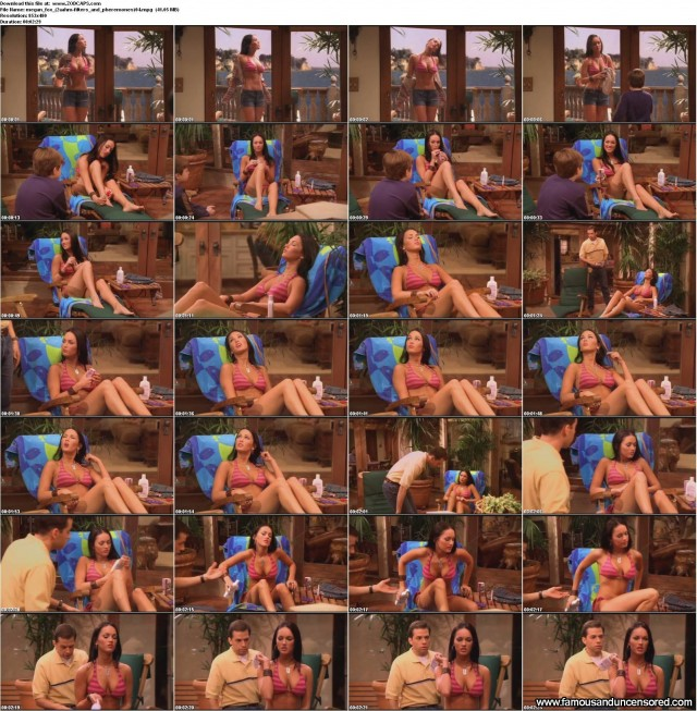 Megan Fox Two And A Half Men Beautiful Sexy Celebrity Nude Scene Babe