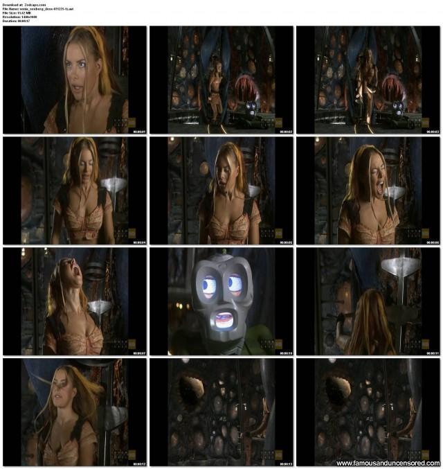 Xenia Seeberg Lexx Nude Scene Beautiful Celebrity Sexy