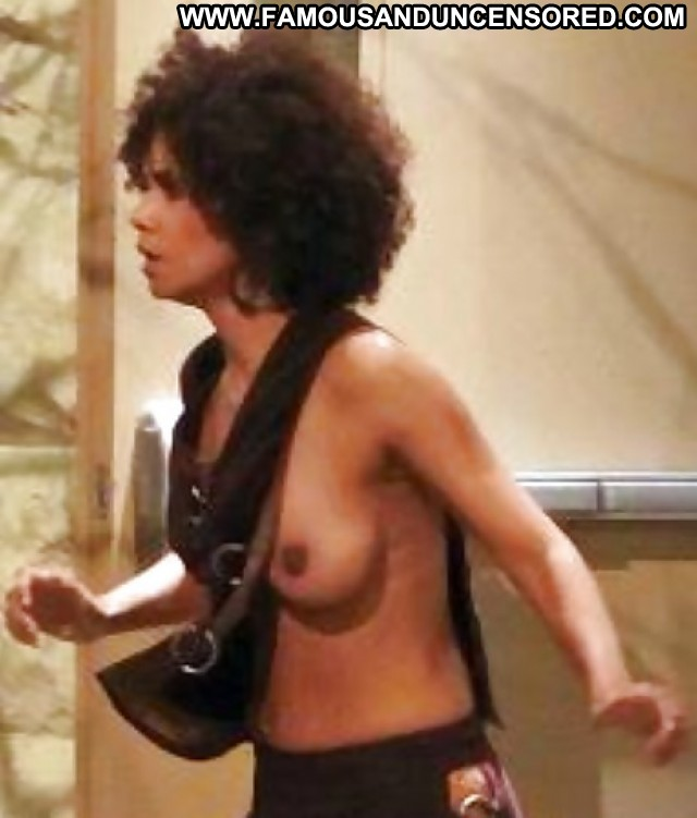 Halle Berry Pictures Celebrity Tits Babe Smoking Hot Beautiful