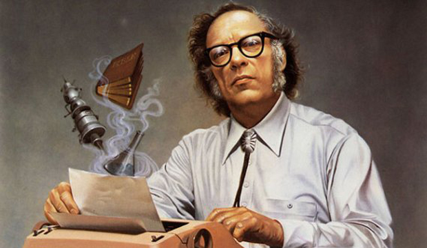 Image result for isaac asimov