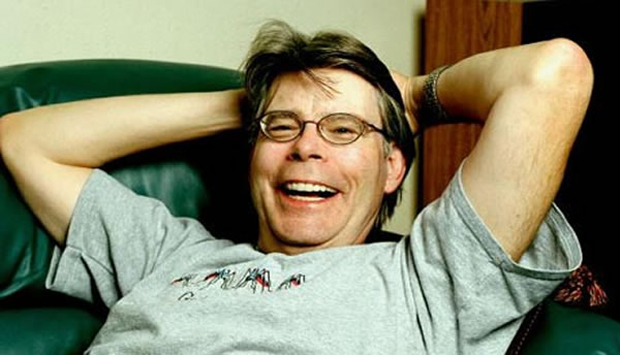 Image result for stephen king