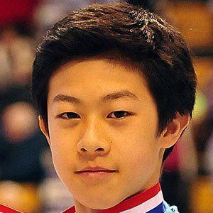 Nathan Chen Girlfriend