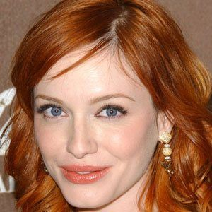 Christina Hendricks Husband