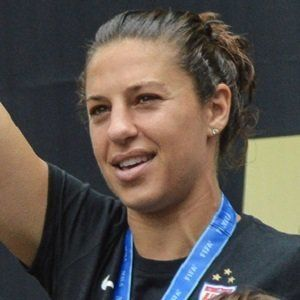 Carli Lloyd Husband