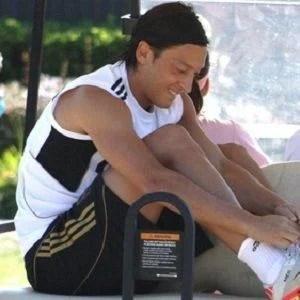 Mesut Ozil Wife