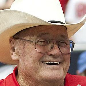 Bum Phillips Bio Facts Family Famous Birthdays