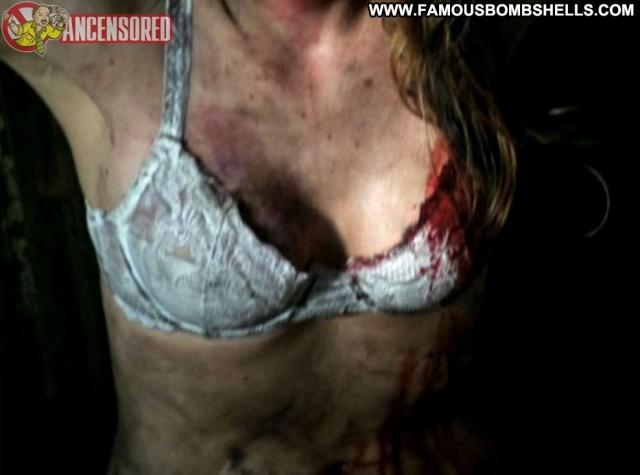 Erin Foster The Darkroom Bombshell Medium Tits Sexy Redhead Celebrity