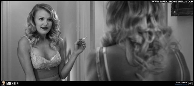 Malin Akerman Hotel Noir Bombshell Sensual Sultry Blonde Pretty