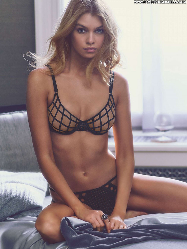 Stella Maxwell Posing Hot Lingerie Sexy Beautiful Celebrity Babe New