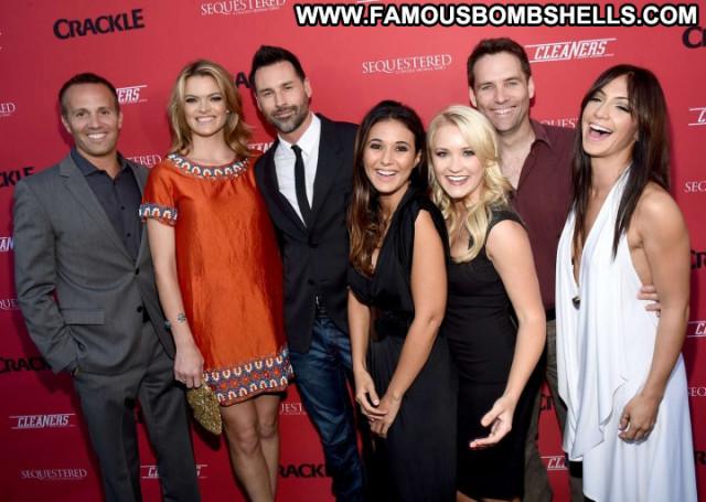 Emily Osment West Hollywood Babe Posing Hot Paparazzi Celebrity
