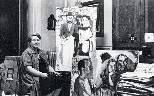 Alice Neel Photo