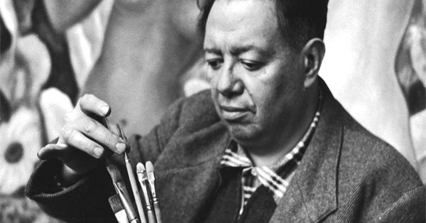 Diego Rivera Photo