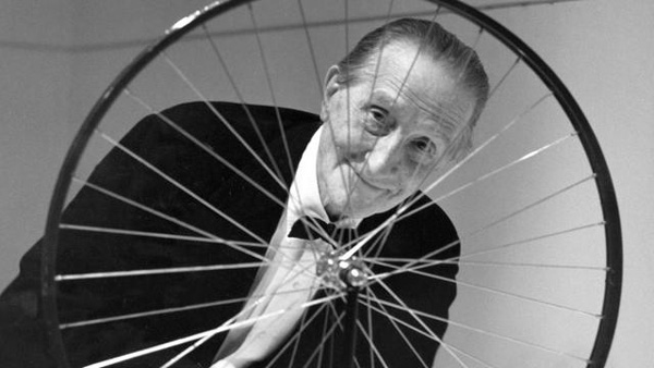 Marcel Duchamp Photo