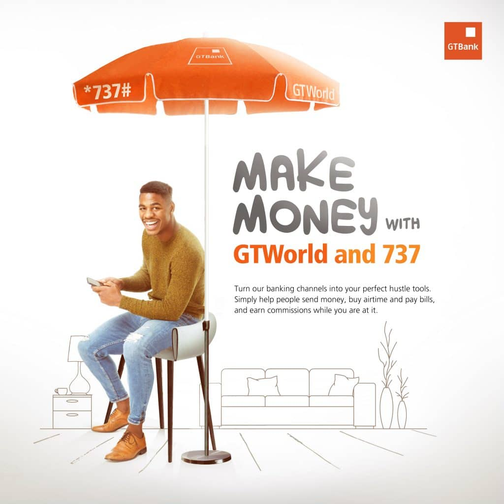 GTBank: How To Make Money With GTWorld And *737#