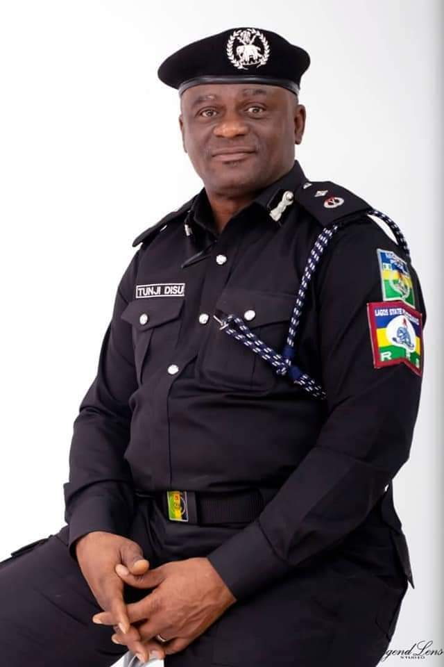 IGP Appoints DCP Tunji Disu As Head, Police Intelligence Response Team