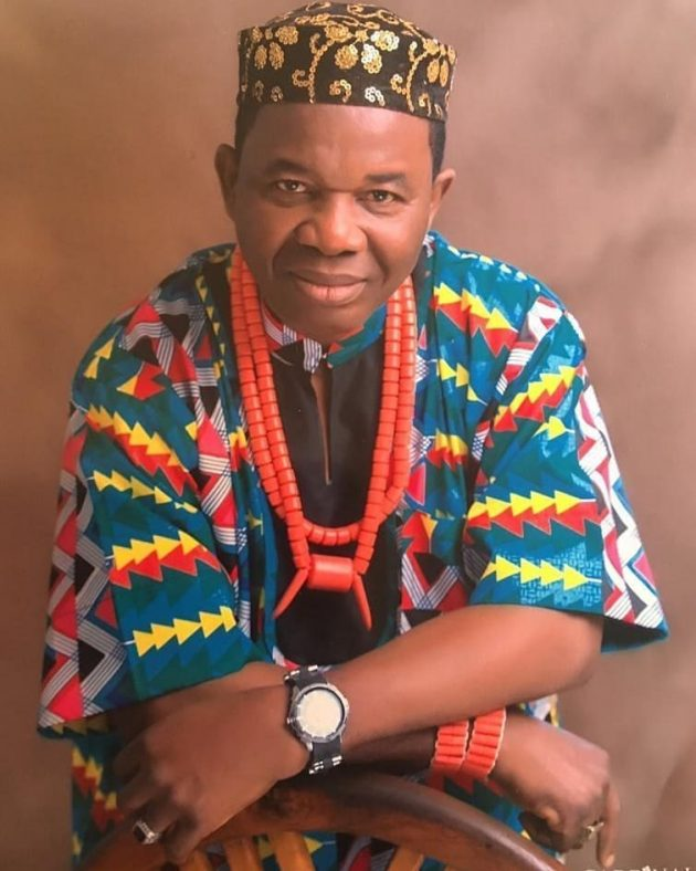 """""""I Was Treated With Respect"""" – Actor Chiwetalu Agu Opens Up On Arrest"""