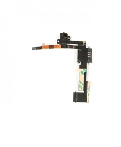 Headphone Jack Flex Cable (w/ Daughter PCB Board) for iPad 2