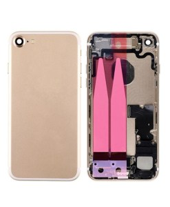 replacement back housing for iphone 7 gold
