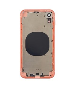 iphone xr rear housing coral