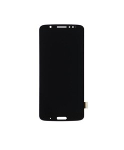 For Moto G6 Plus LCD and Digitizer Assembly Replacement – Black
