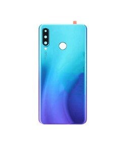 OEM Battery Cover with Camera Glass for Huawei P30 Lite - Blue