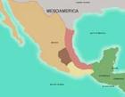 Imagen - Mesoamérica - Haga clic para alargar el Mapa del Área de Cultura