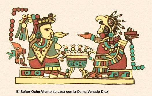 Imagen - El Señor Ocho Viento se casa con la Dama Venado Diez