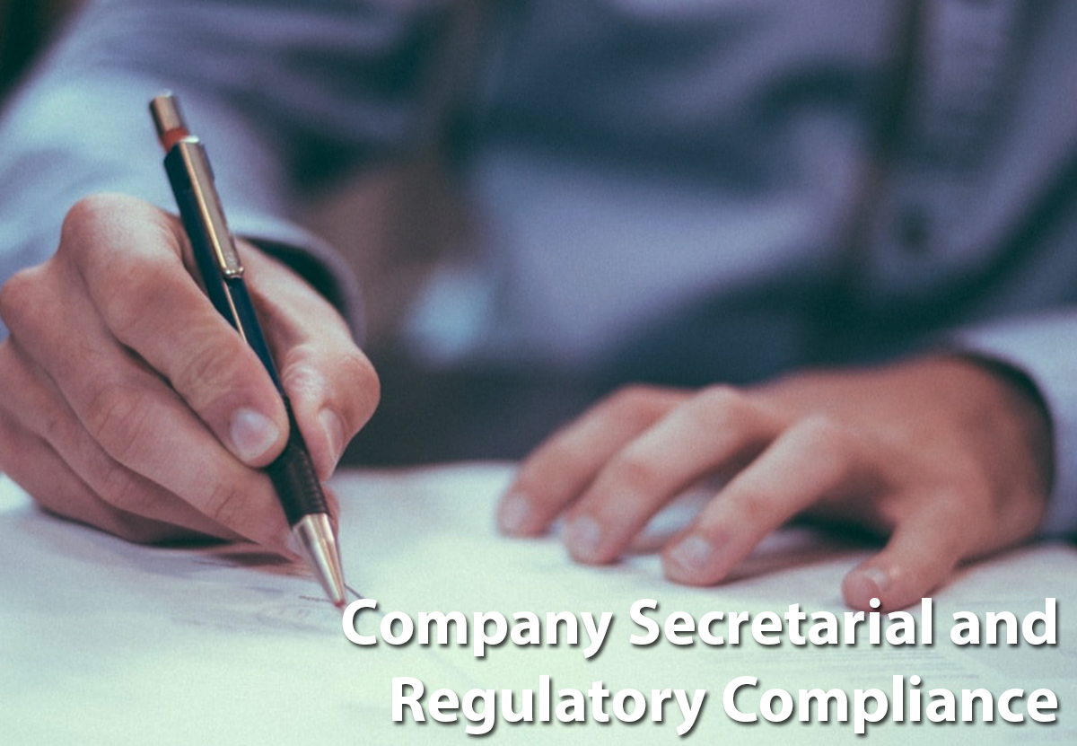 Company Secretarial and Regulatory Compliance