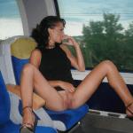 Belle femme mure à tendance à exhib... rencontre à Montpellier