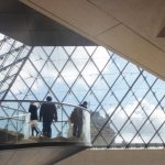 Balade au musée du Louvre (Paris)