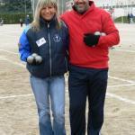 Premier championnat de pétanque – Doublette mixte – Le Vésinet 2010