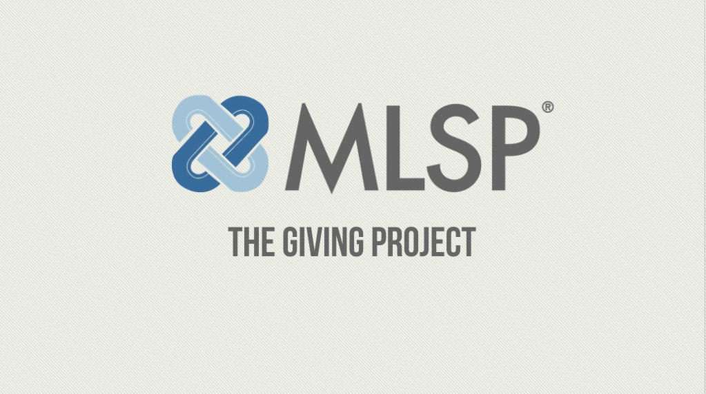 MLSP & Charity Water - The Giving Project
