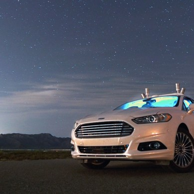 Ford to mass market self driving cars by 2021