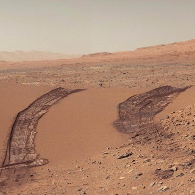 The first Mars colony will be 3D printed from Martian dust