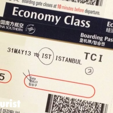South China Airlines swaps boarding cards for facial recognition