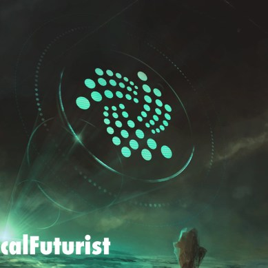 Blockchain without the miners, IOTA unveil their revolutionary new cryptocurrency