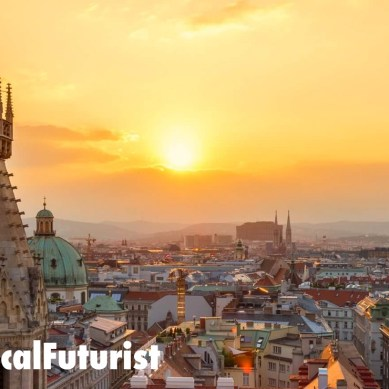 Futurist keynote, Vienna: The Future of FMCG and Innovation, Henkel Innovation Summit