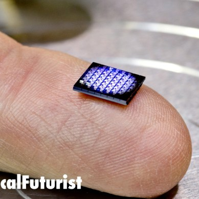 IBM breaks the record for the world's smallest computer
