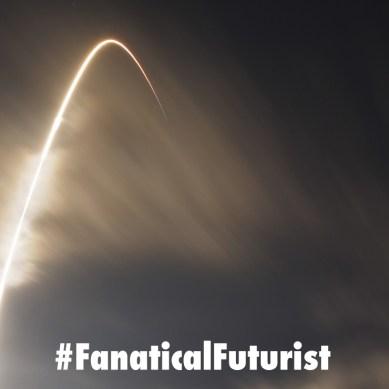 New autophage rocket devours itself for fuel