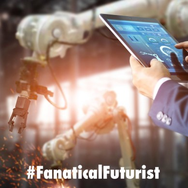 Featured Futurist: How 4D Printing Will Shift the Shape of Manufacturing, SAP