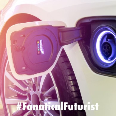 Volkswagen envision a future where autonomous robots charge your EV