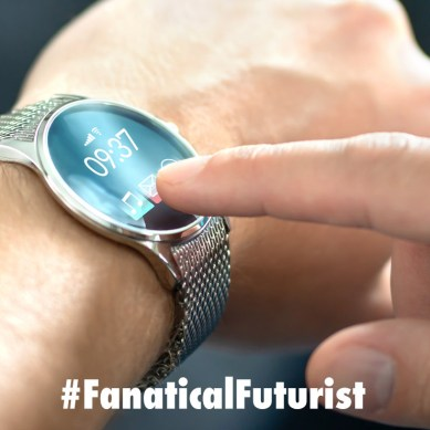 Future wearables will be powered by your skin