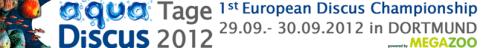 Bannière European Discus Championship 2012