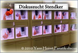 Diskuszucht Stendker Duisbourg 2010