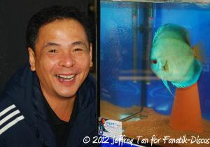Tony Tan Dortmund 2012