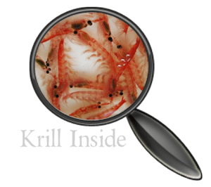 Krill content in food Dennerle