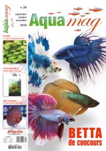 AquaMag Magazine septembre 2014