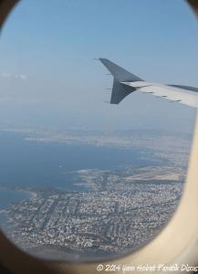 Athènes Grèce vue du ciel