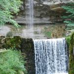 Photo de chutes d'eau